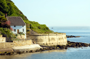 Holiday Cottages located near the sea or sandy beaches